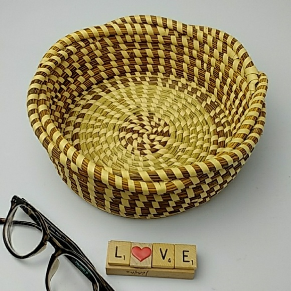 Handcrafted Other - Handcrafted Basket